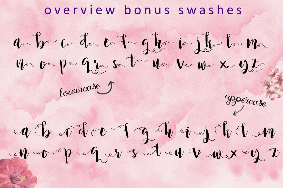 Princess Ivy Script Font