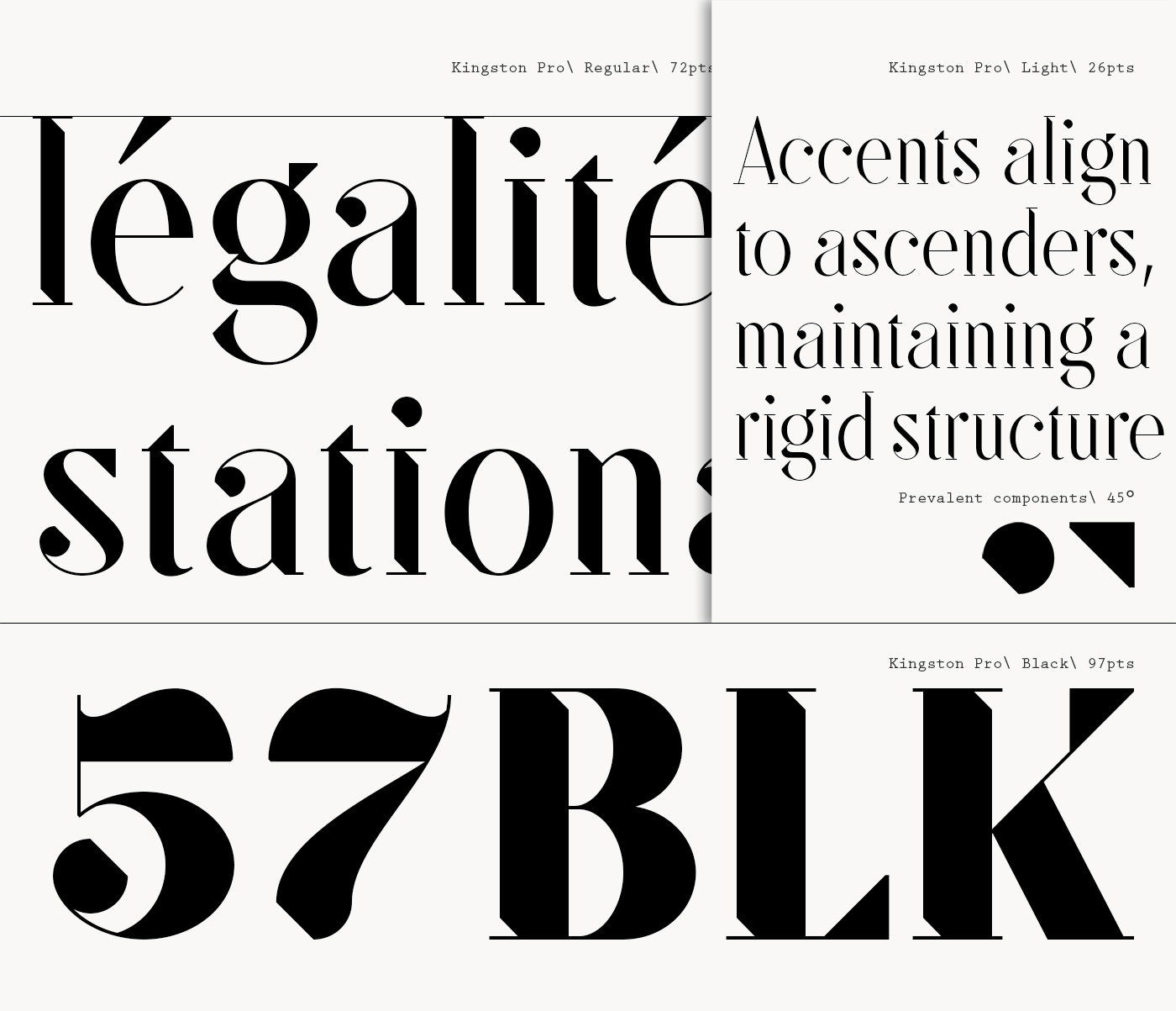 SF Kingston Font Family - Befonts com