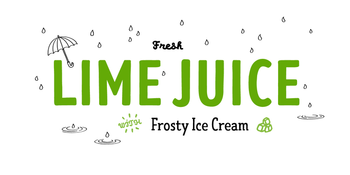 TT Limes Slab Regular Font