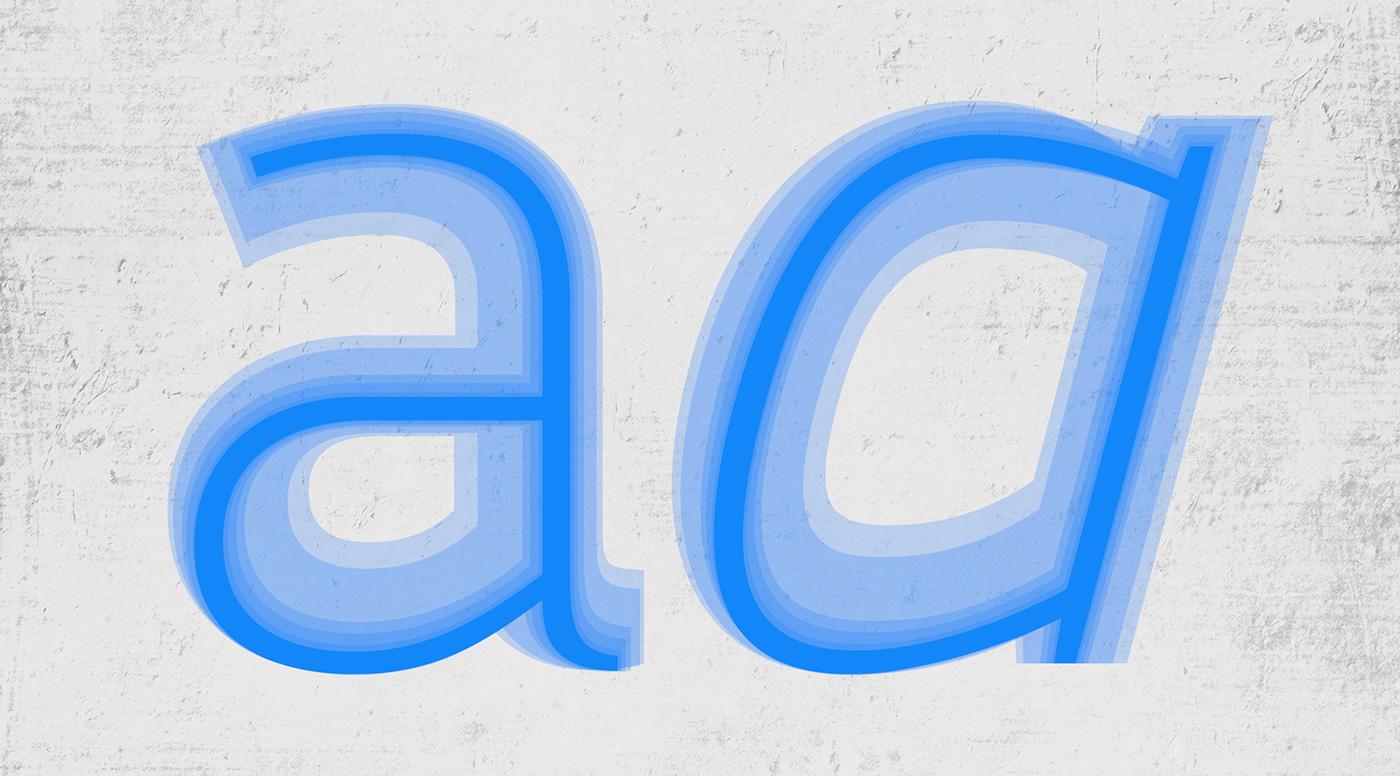 Mitram Typeface