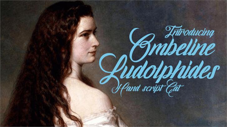 Ombeline Ludolphides Font