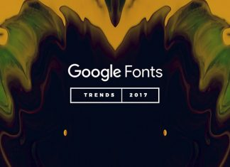 5 Google Fonts Trends and Combinations