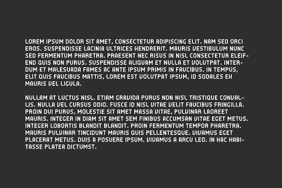 Antema Minimal Font