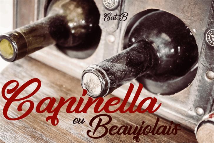 Capinella ou Beaujolais Font