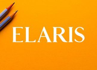 Elaris Serif Font