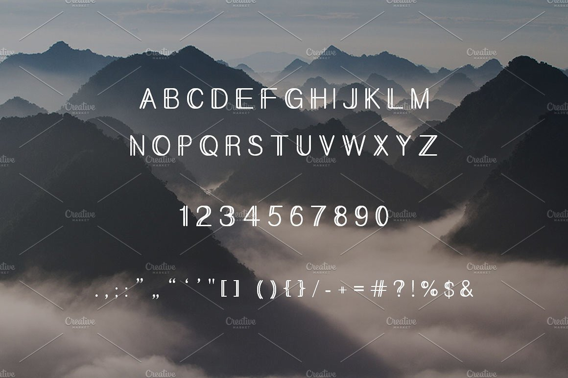 Lucca Font