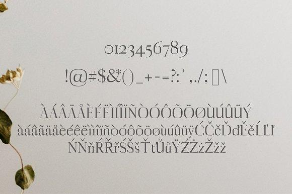Myron Font Family