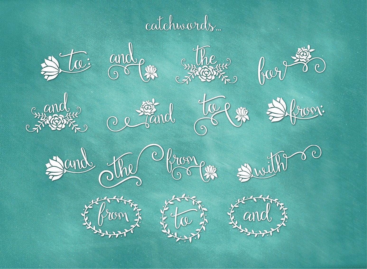 Dandelion Soup Script Font