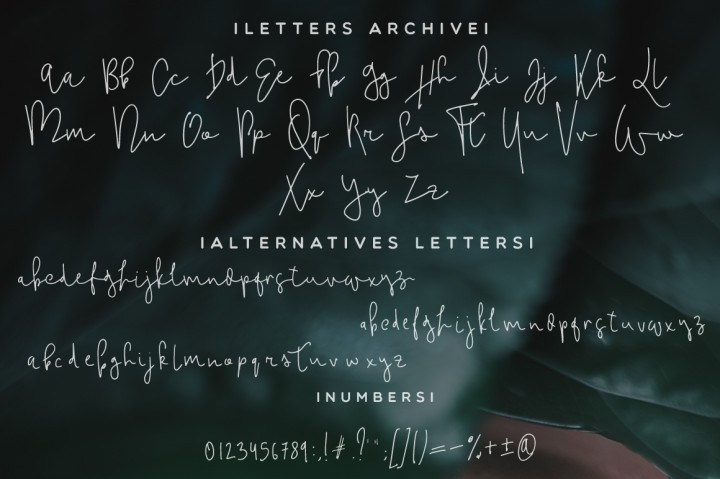 Hello Neighbor Script Font