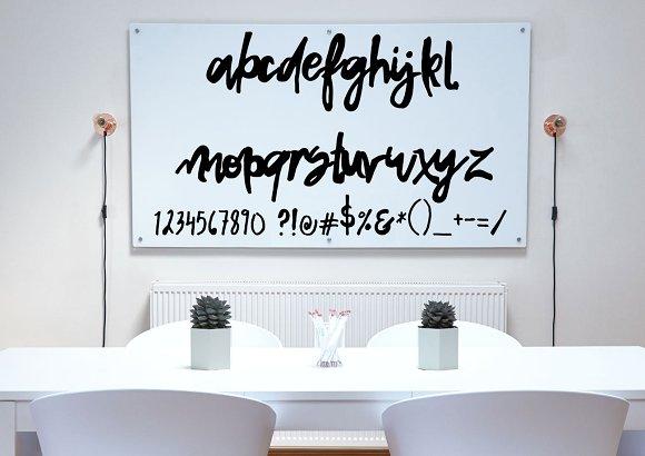 Snap Dragon Script Font