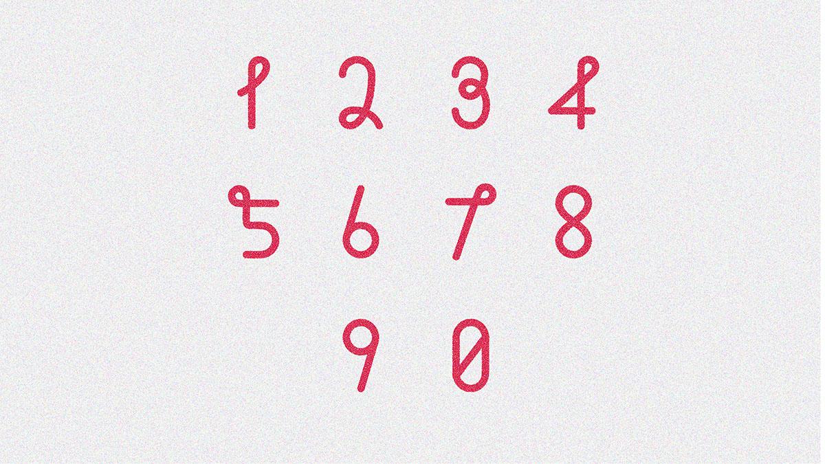Woom Typeface