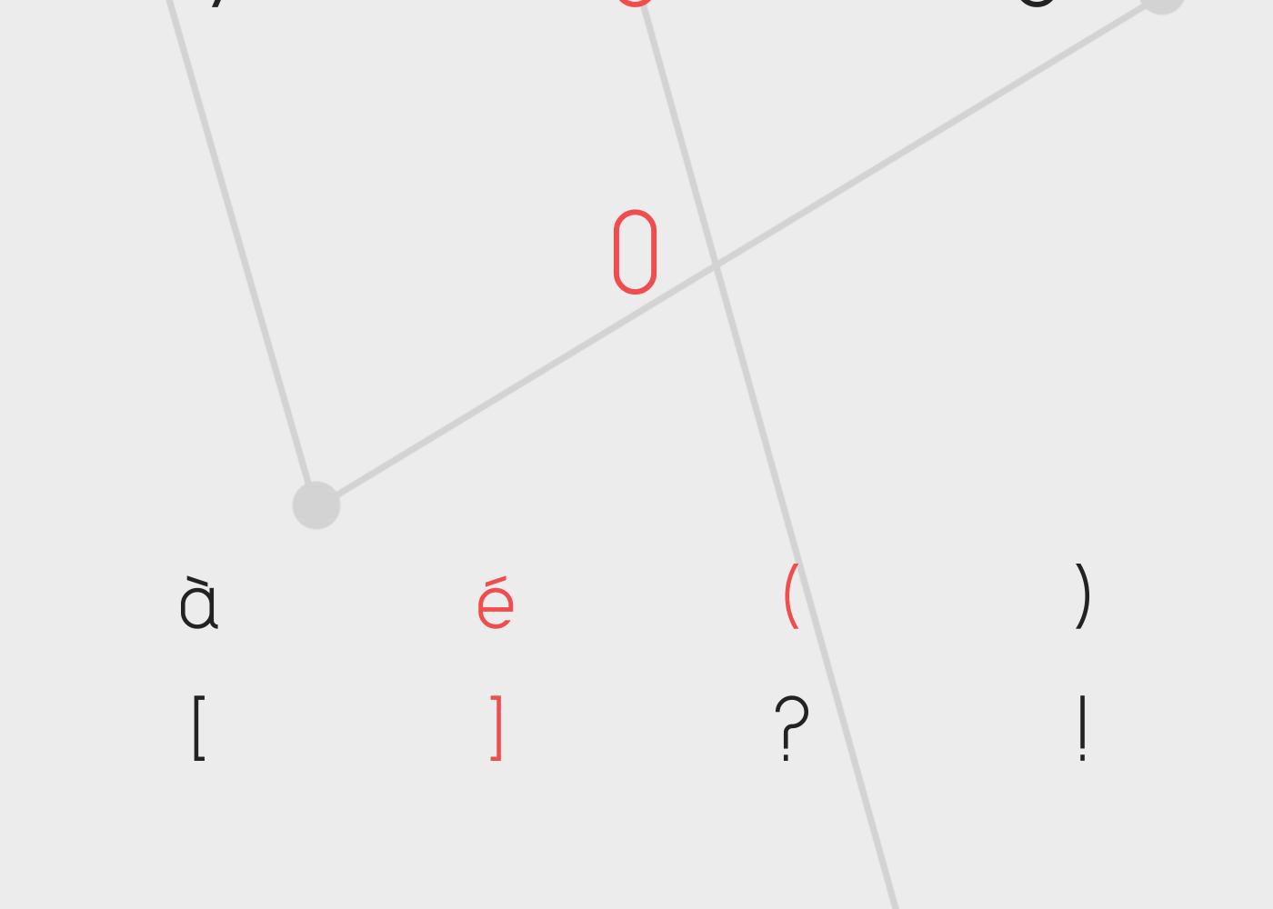 Asgalt Typeface
