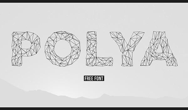POLYA Typeface