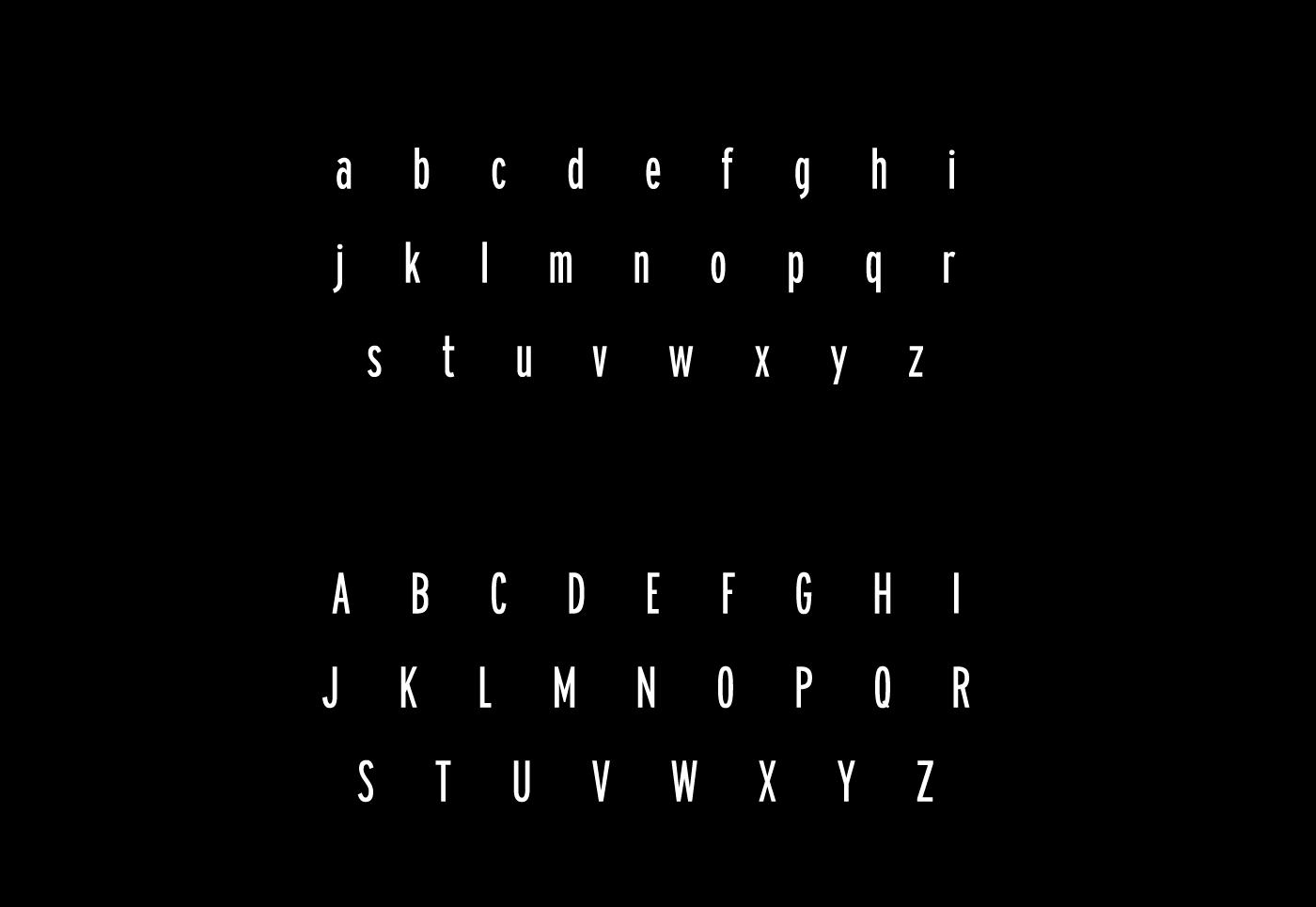 Umhlanga Font