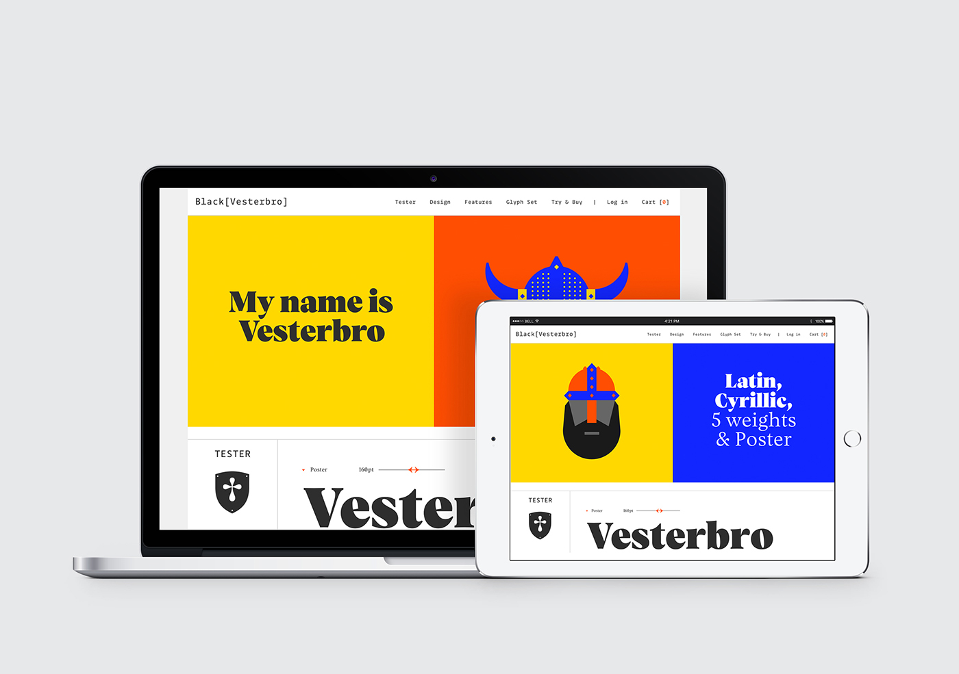 Vesterbro Font Family