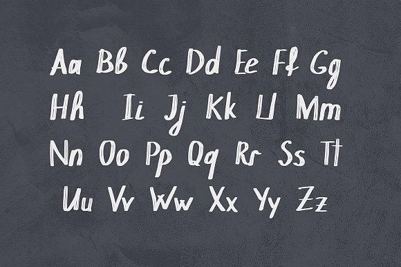 Chokle Font