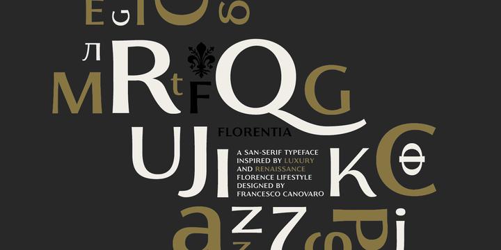 Florentia Font Family