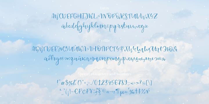 Celestina Script Font