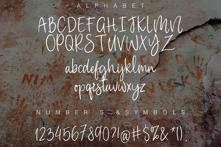 Custom Craft Script Font