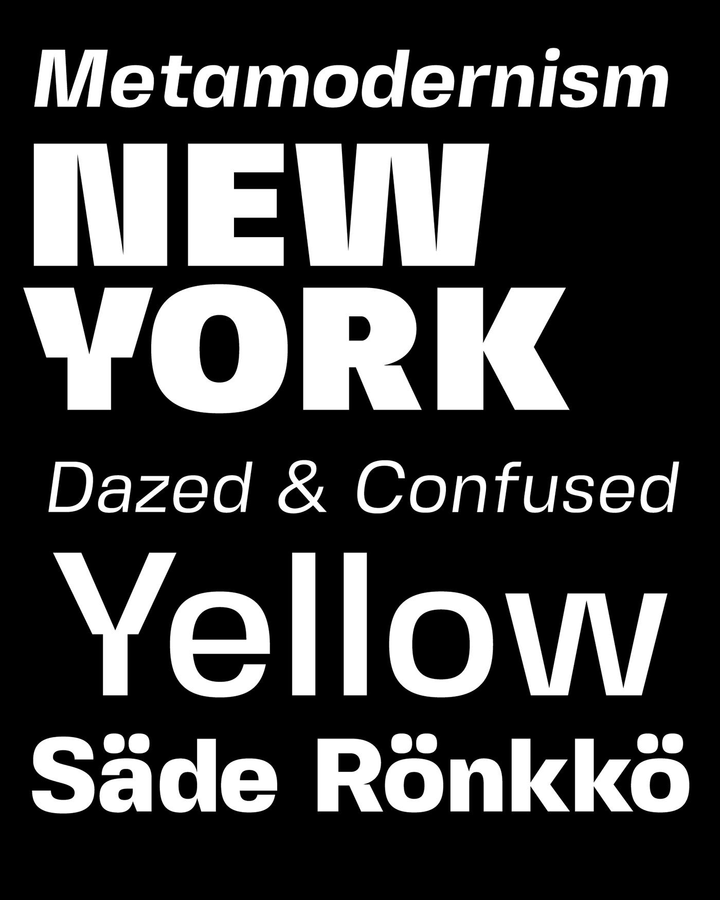 Fivo Sans Modern Font Family