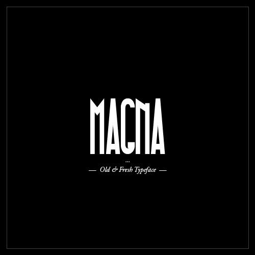 Magna Typerface