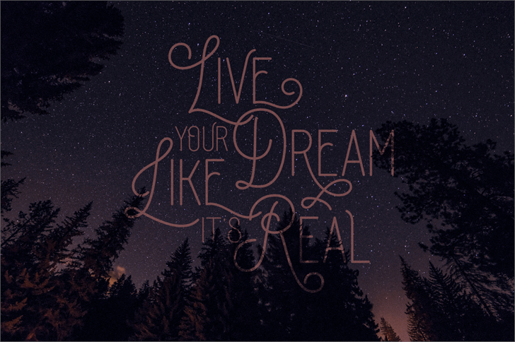 Dream Catchers Script Font