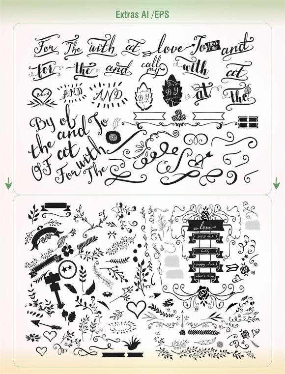 Wcheverly Script Font