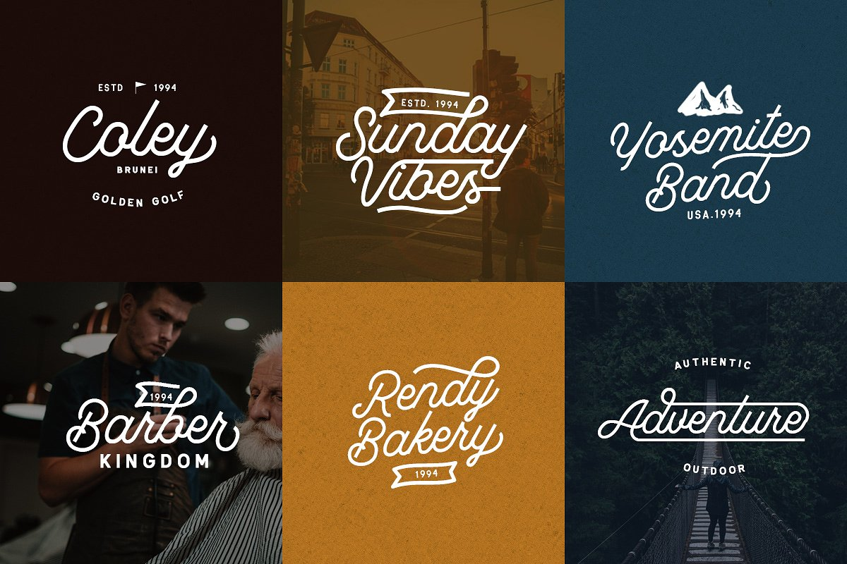 Beautiful Holiday Font