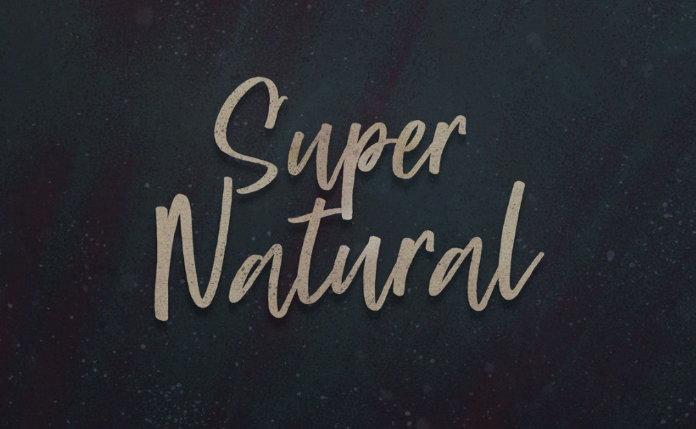 Super natural script font befonts