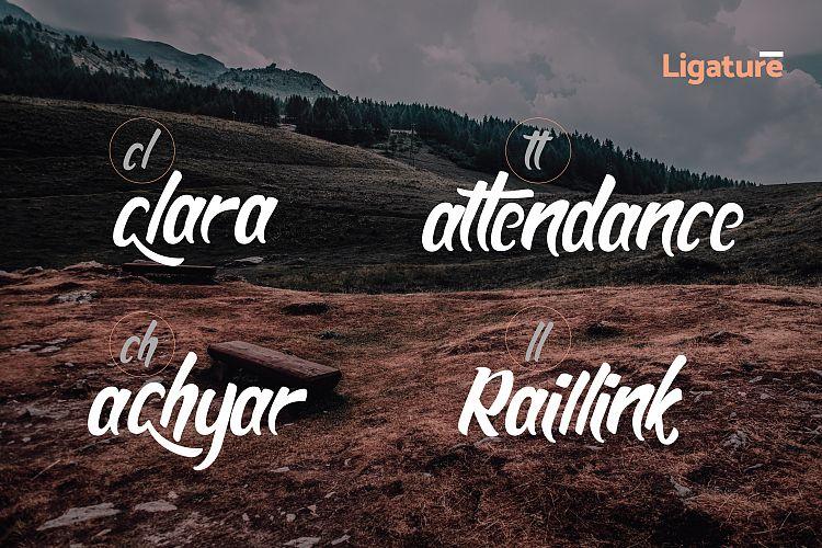 Pallaraja Script Font