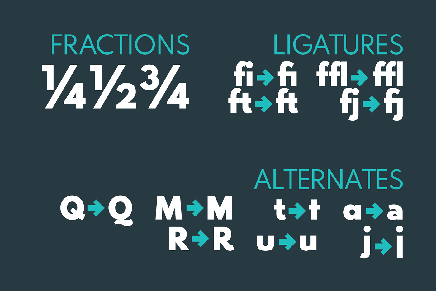 Spartan MB Font Family