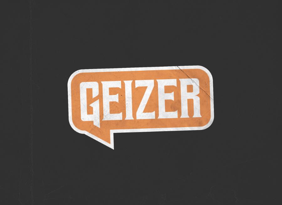 Geizer Typeface