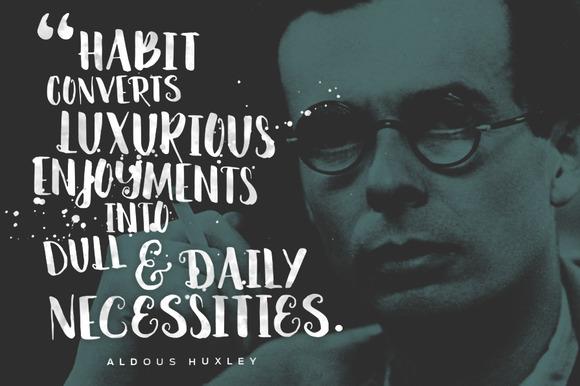 Huxley Script Font