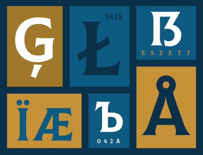 Colus Typeface