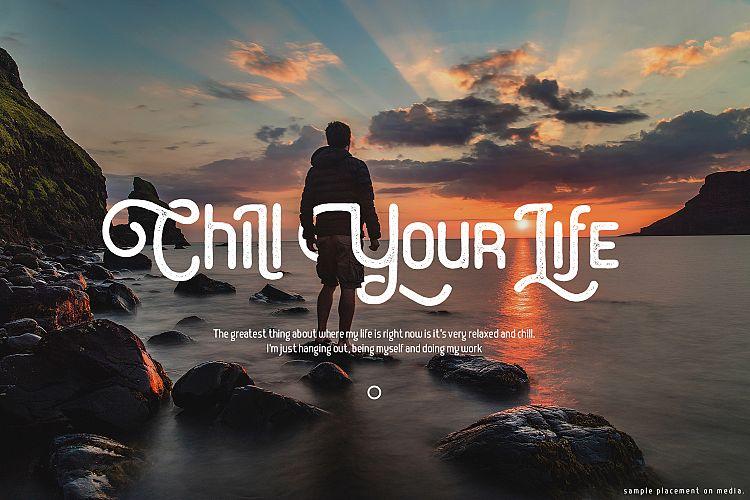 Batriysh Typeface