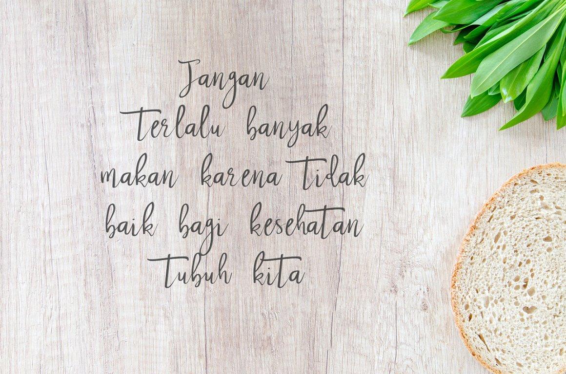 Nastar Script Font