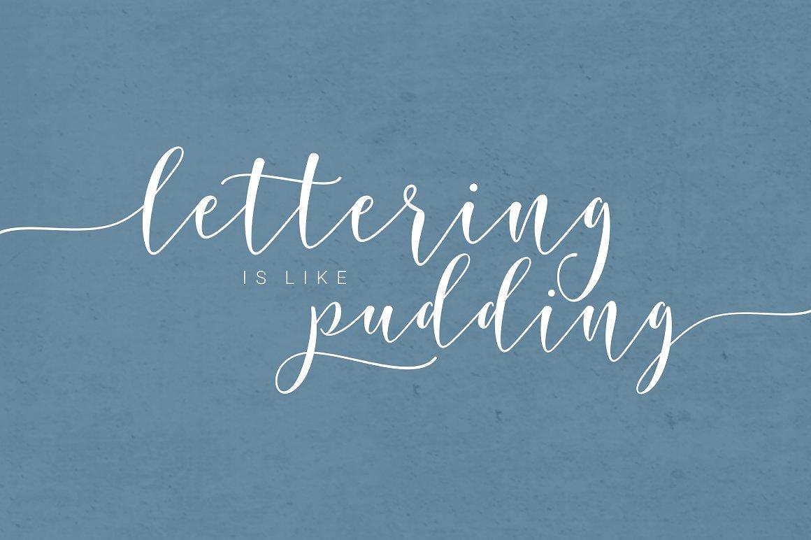 Rosetica Smooth Script Font
