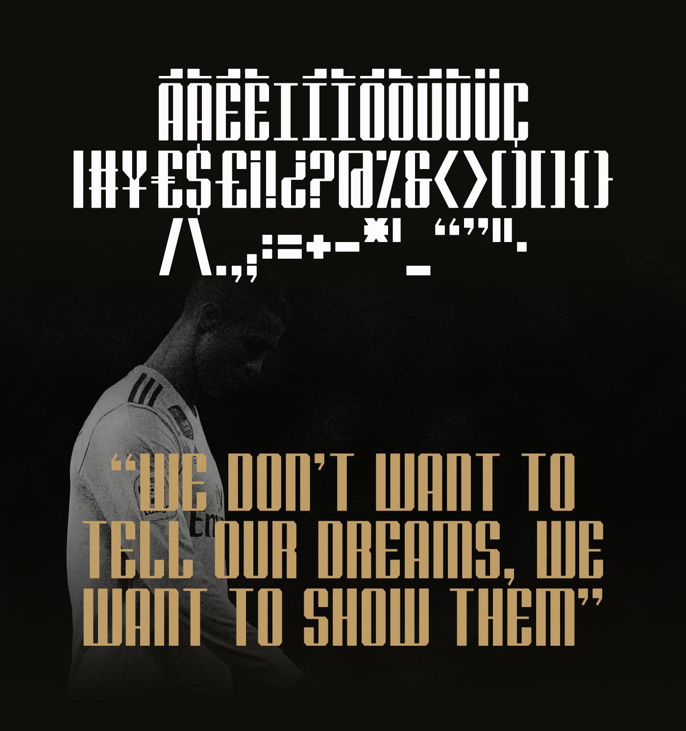 Atalanta Typeface