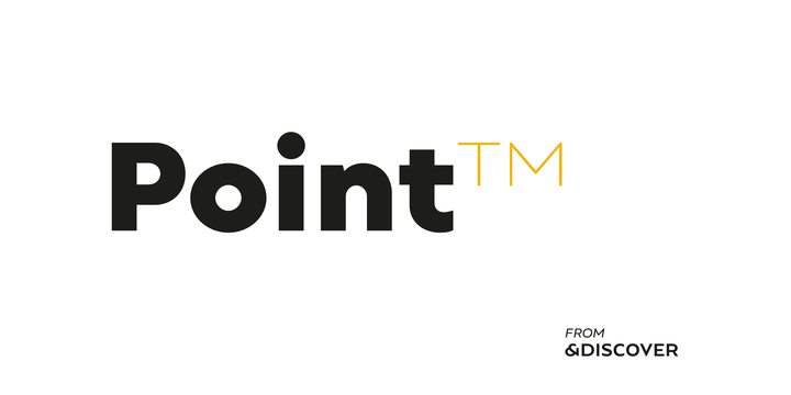 Point Font Family - Befonts com