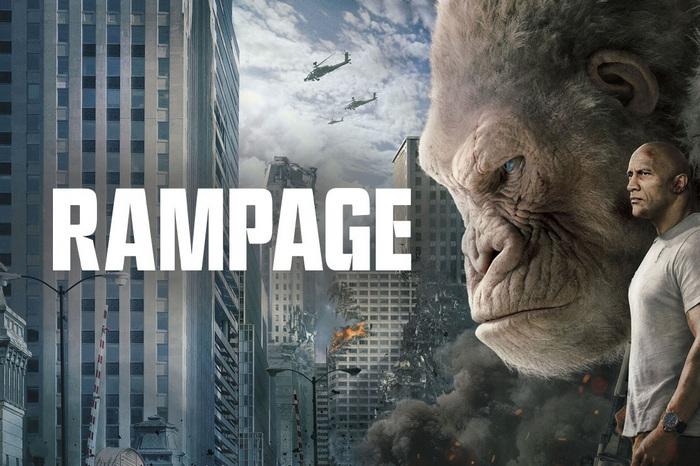 Rampage Font - Befonts.com