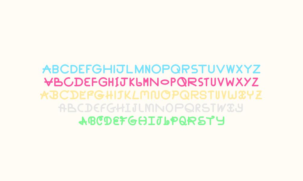518 Typeface