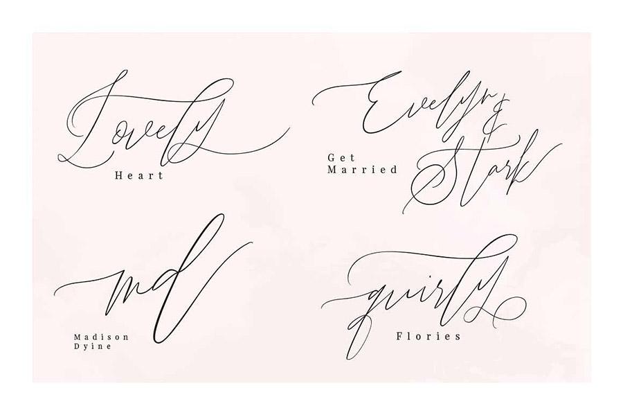 John Davidson Script Font