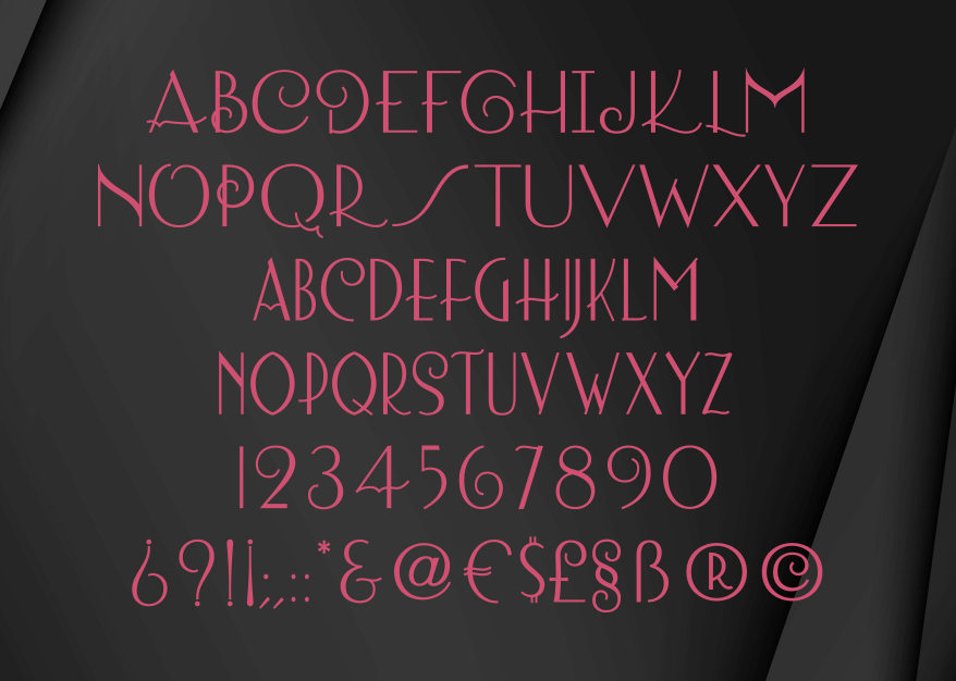 Lombard Typeface