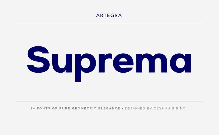 tipografías para logos gratis suprema