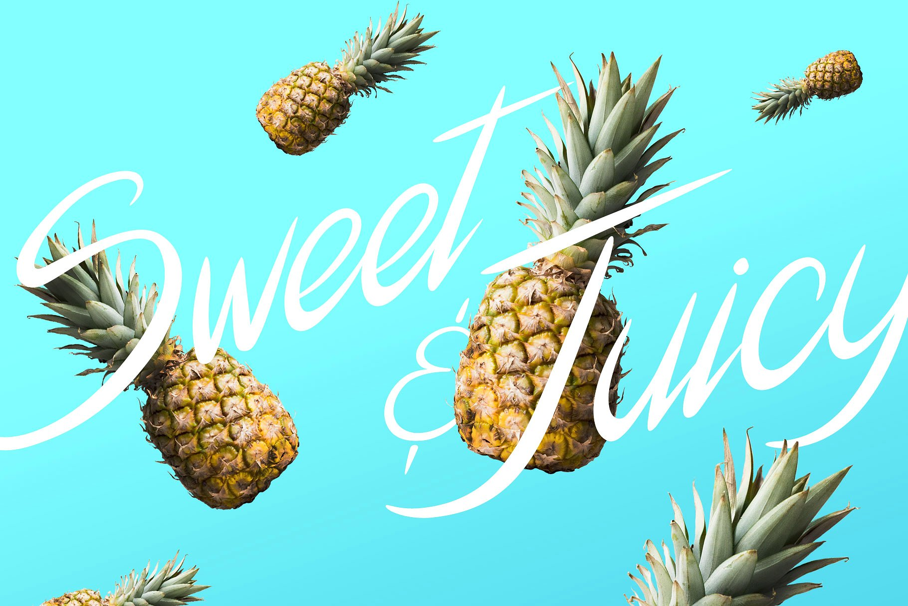 Tahiti Script Font