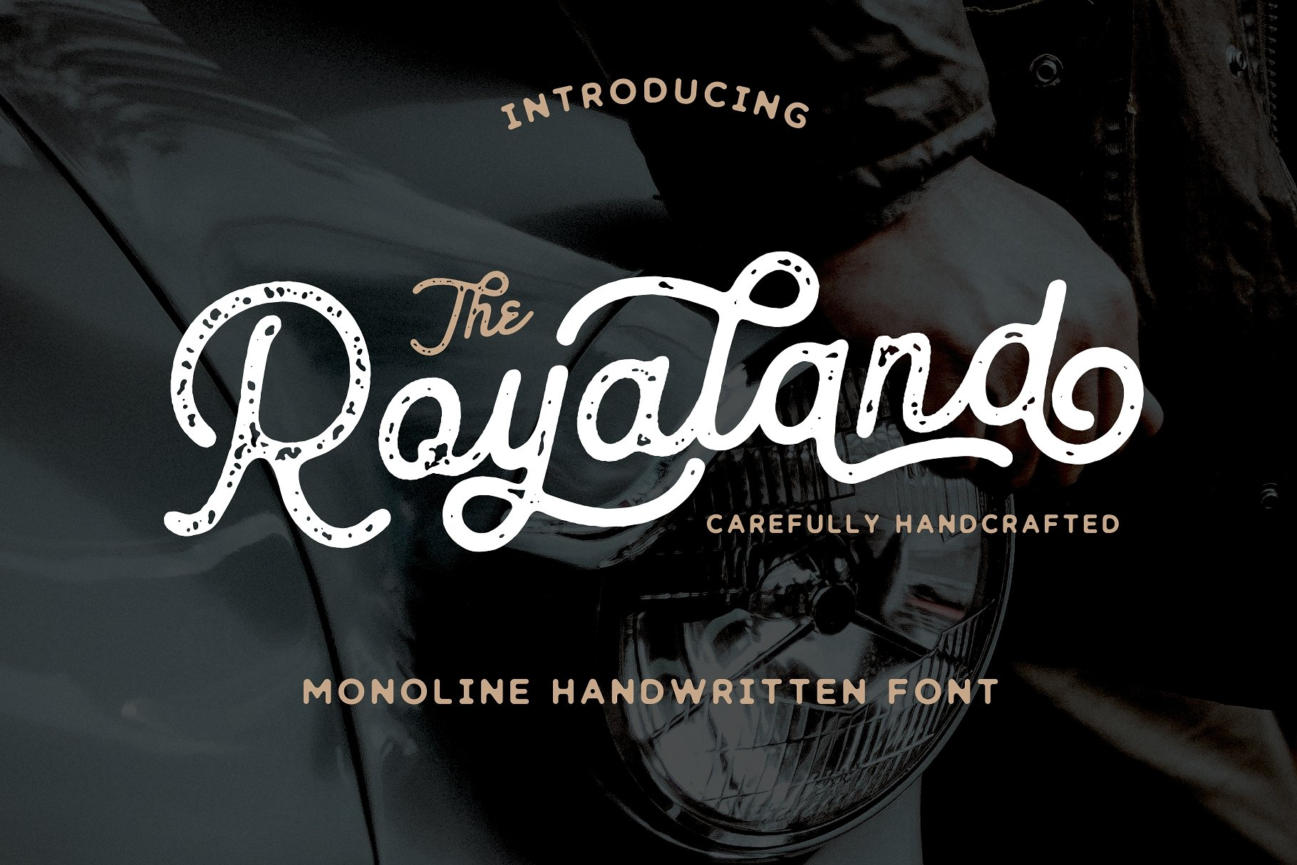 Royaland Script Font - Befonts com