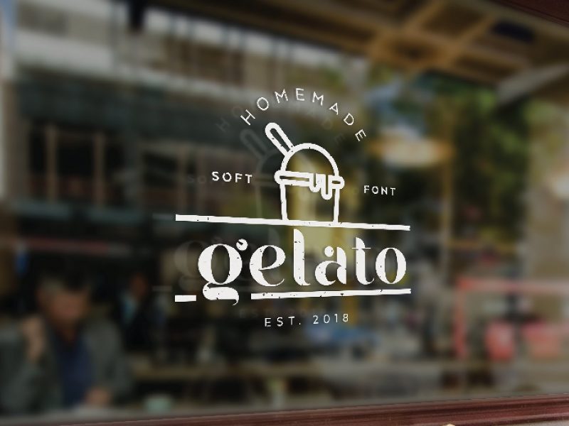 Gelato script lettertype details fonts@dvcgraphics. Com.