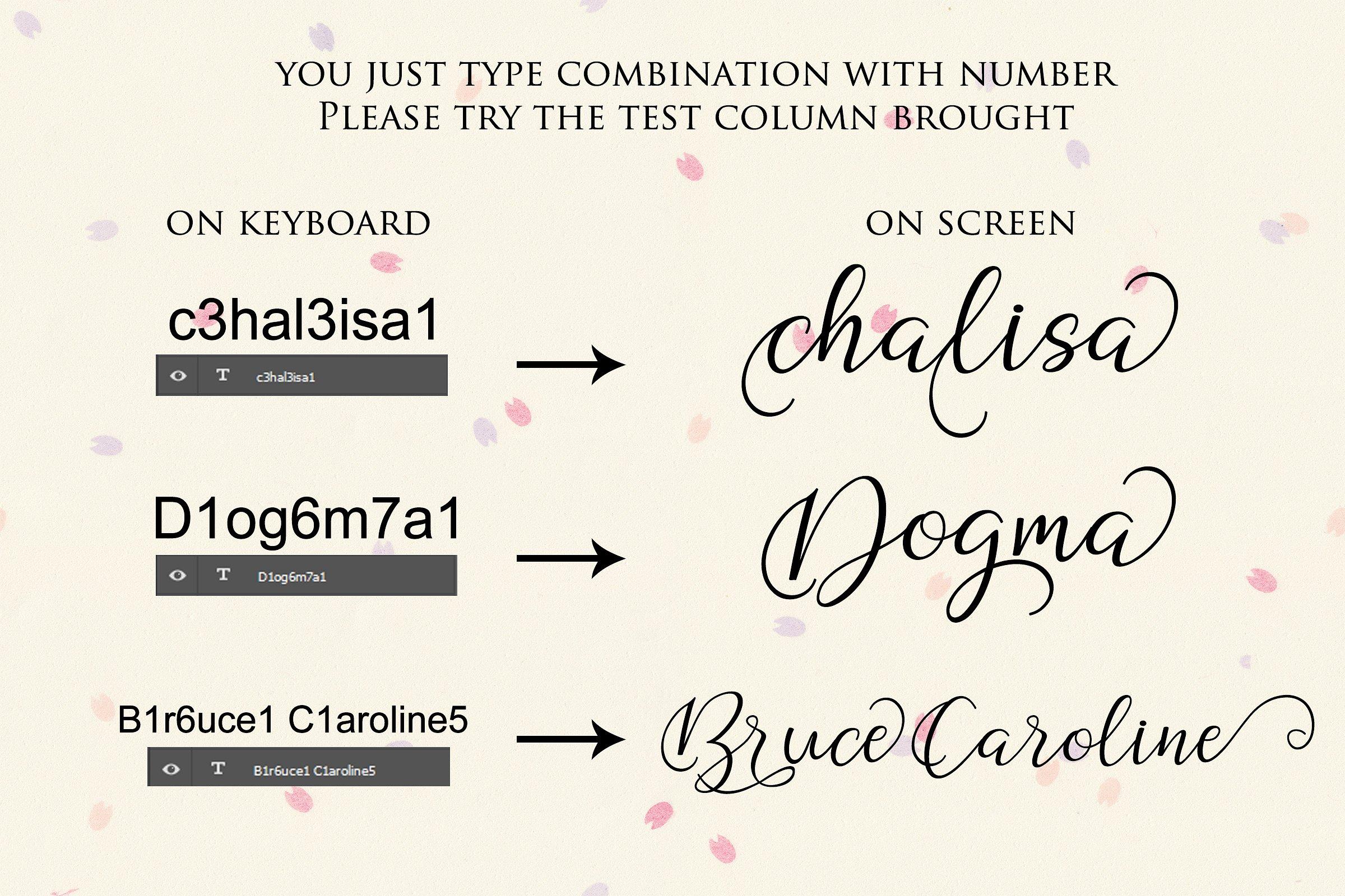 Dogma Script Font