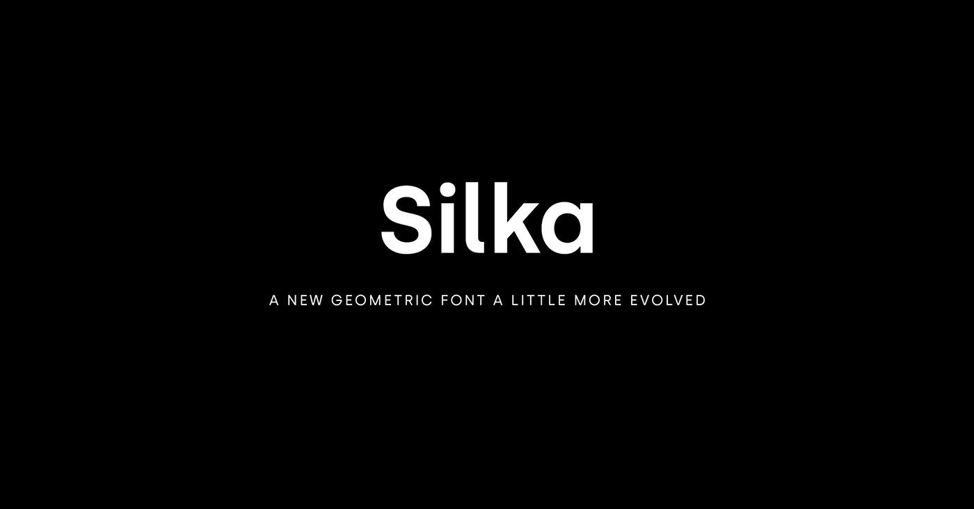 Silka Font Family