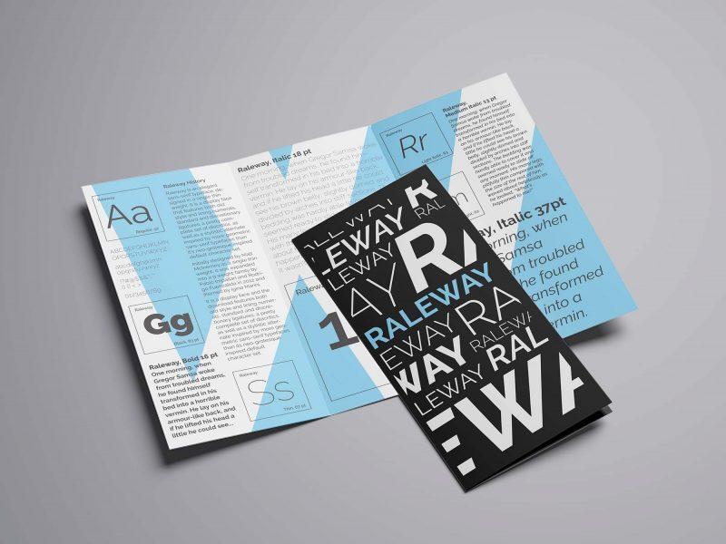Raleway Font Family - Befonts com
